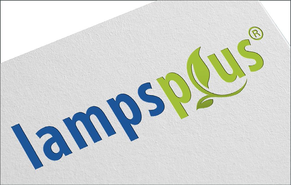 Logo Lampsplus- Monica Barshy Grafikdesign Bremen