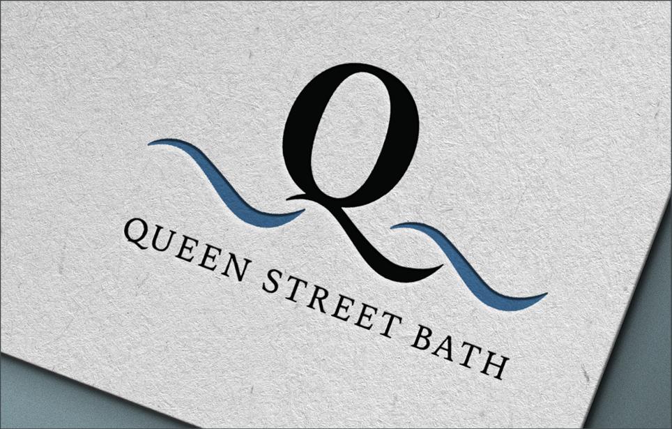 Logo Queen Street Bath- Monica Barshy Grafikdesign Bremen